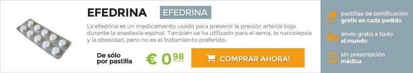 Comprar efedrina level en España contrareembolso online